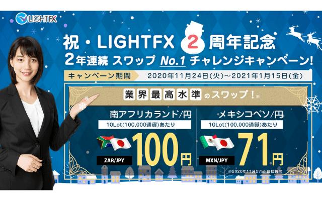 LIGHT FXの3つのメリット
