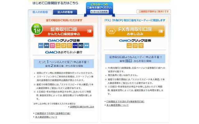 GMOクリック証券(FXネオ)のアプリの特徴
